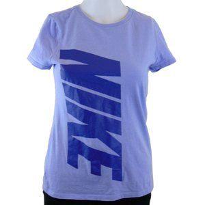 Nike Youth Purple T-Shirt Size Y 14-16 L